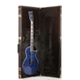 ESP E-II Eclipse Quilted Maple Top Electric Guitar with Hard Case - Marine Blue (B-STOCK)