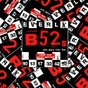 Everly B-52's Ultra Magnetic Alloy Electric Guitar Strings, Light Top Heavy Bottom (10-52)