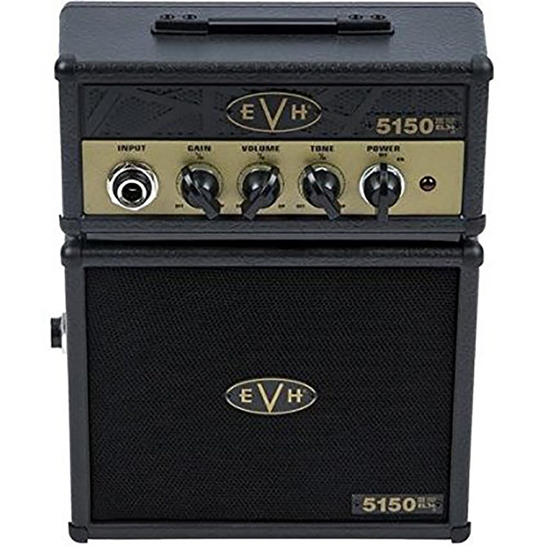 pitbull audio evh 5150 iii micro stack el34 mini electric guitar amplifier. Black Bedroom Furniture Sets. Home Design Ideas