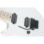 EVH Wolfgang Standard Left-Handed Electric Guitar, Maple Fingerboard - Snow White
