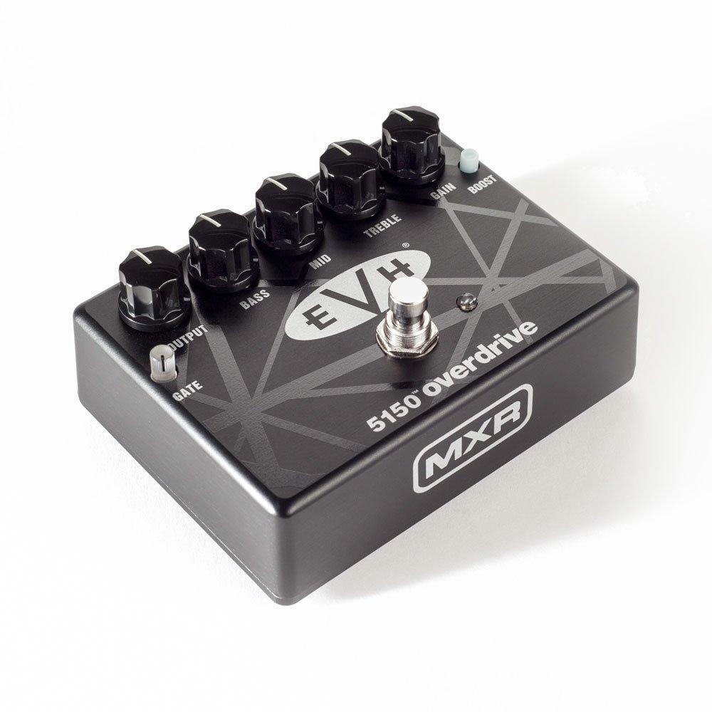 pitbull audio mxr evh 5150 eddie van halen overdrive guitar effects pedal. Black Bedroom Furniture Sets. Home Design Ideas