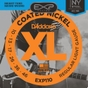 D'Addario EXP110 Coated Nickel Wound Electric Guitar Strings, Light (10-46)