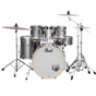 Pearl Drums EXX725S Drum Set w/ HWP830 Hardware Pack, #708 Grindstone Sparkle