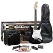 Fender Squier SE Special Stratocaster Bundle, Black Finish