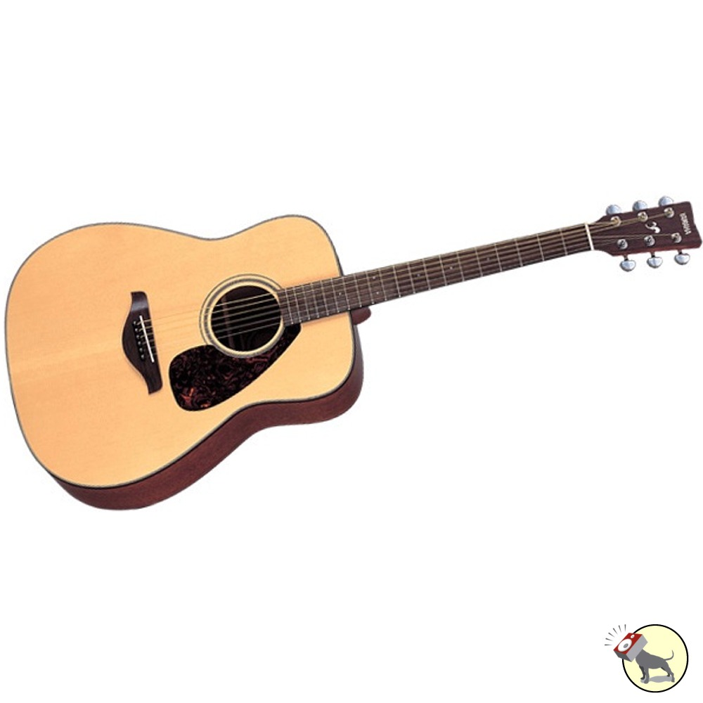 yamaha fg700s entry level beginner acoustic folk guitar