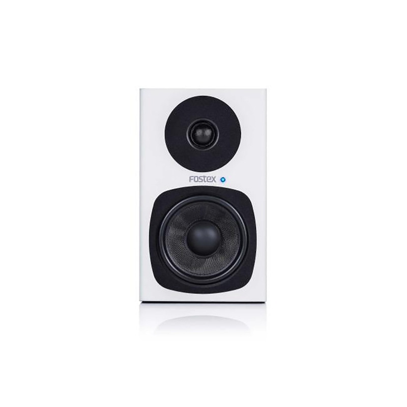 Fostex PM0.4d Personal Active Speaker Monitor Pair PMO - White