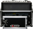 Odyssey FR1004 Flight Ready Angled Mixer Combo Rack