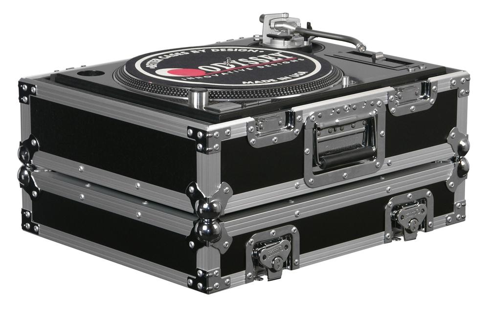 Odyssey FR1200E Technics 1200 Flight Road Ready ATA DJ Turntable Case