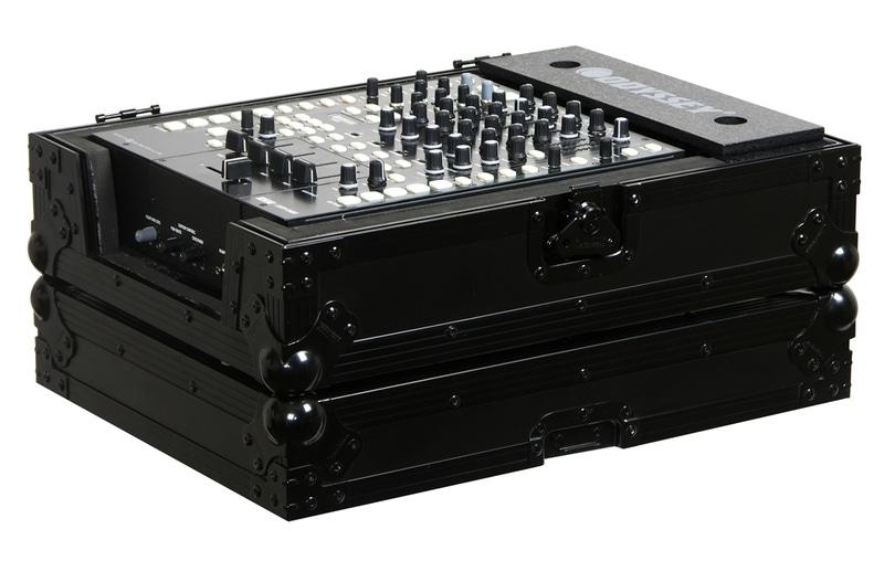 "Odyssey Flight Zone FZ12MIXBL Black Label Series 12"" DJ Mixer Case Pioneer DJM-900 djm-850 Rane"