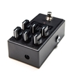 Friedman BE-OD Brown Eye Overdrive Pedal, Limited Edition Blackout