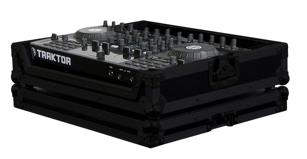 Odyssey FRTS4BL Traktor Kontrol S4 DJ MIDI Controller ATA Road Case
