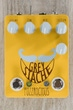 Fuzzrocious Pedals Grey Stache Fuzz Guitar Effects Pedal, Diode and 2nd Sustain Mods - Honey