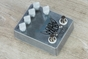 Fuzzrocious Pedals Grey Stache Fuzz Guitar Effects Pedal, Diode and 2nd Sustain Mods - Sparkle