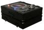 Odyssey FZ1200BL Black ATA Style Road Case for Technics 1200 Numark Turntables