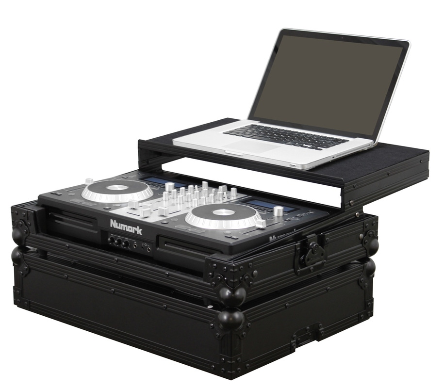 Odyssey FRGSMIXDECKEXBL Mixdeck Express Black Label Glide ATA Style Flight Read Case