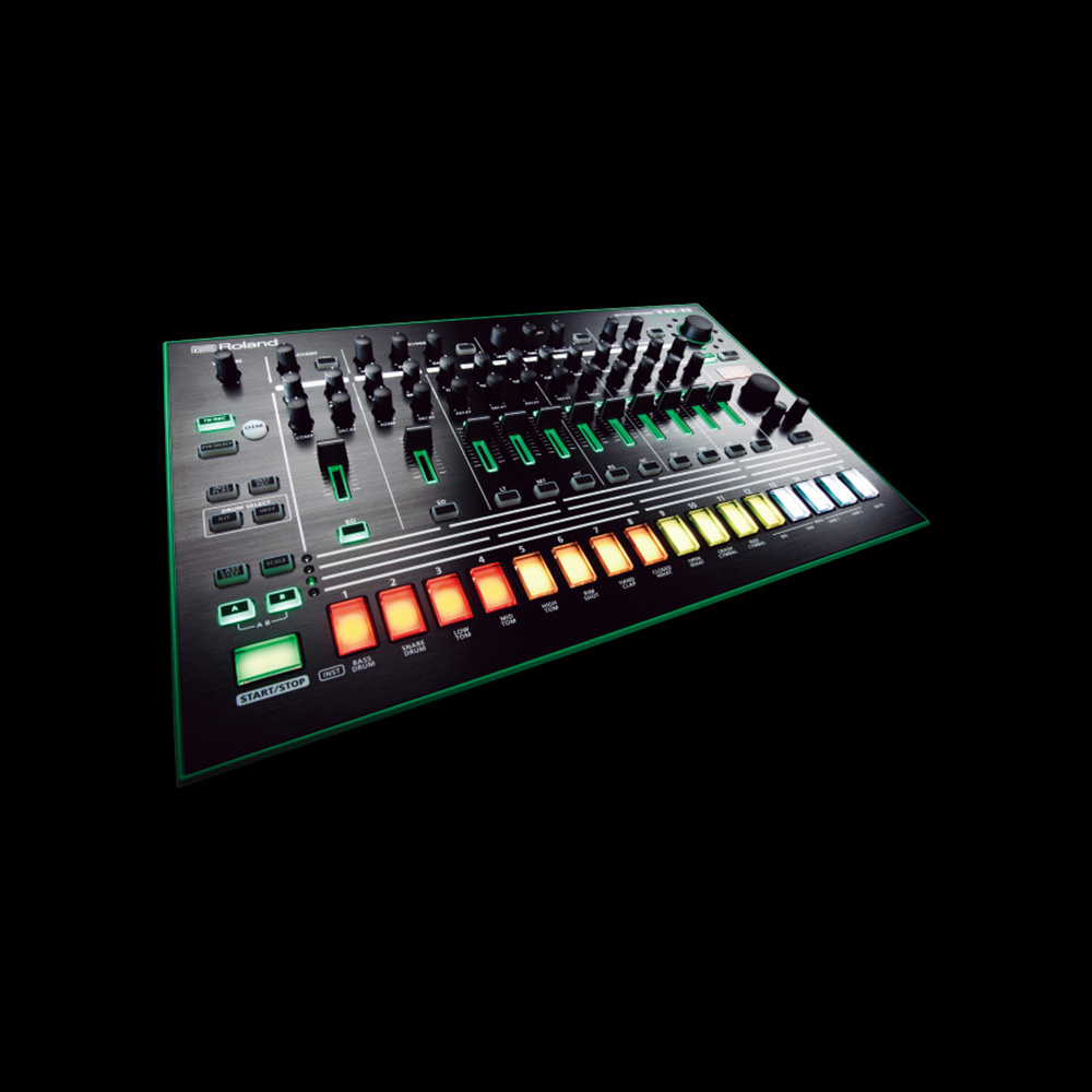 PERFECT CIRCUIT NEW Decksaver for Roland TR-8S Plastic COVER
