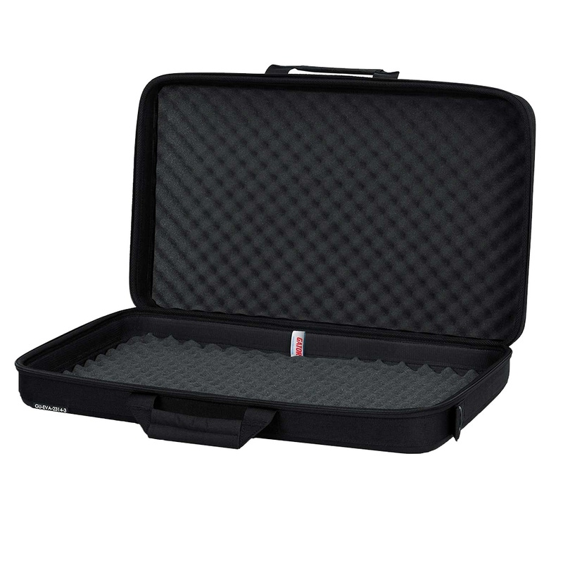 Gator Cases GU-EVA-2314-3 Medium EVA DJ Controller Case