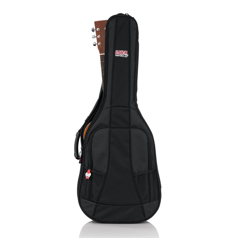 Gator Cases GB-4G-MINIACOU 4G Series Gig Bag for Mini Acoustic Guitars