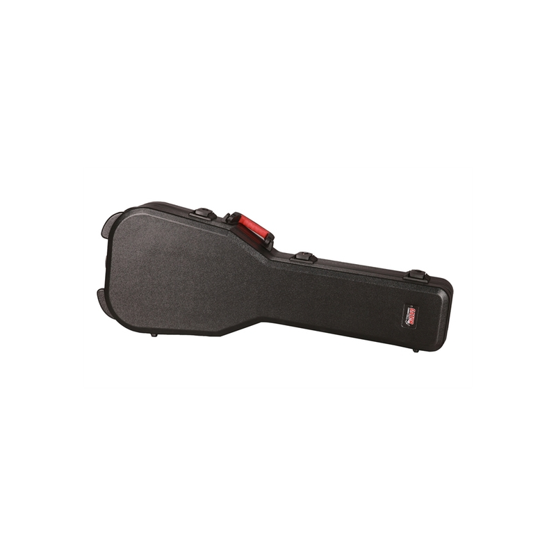 Gator Cases GTSA-GTRSG TSA ATA Molded Gibson SG® Guitar Case