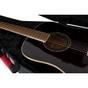Gator Cases GTSA-GTRDREAD TSA ATA Molded Acoustic Guitar Case