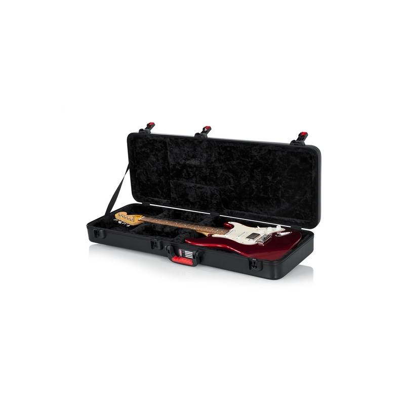 Gator Cases GTSA Series Hard Case for Stratocaster and Telecaster Style Guitars