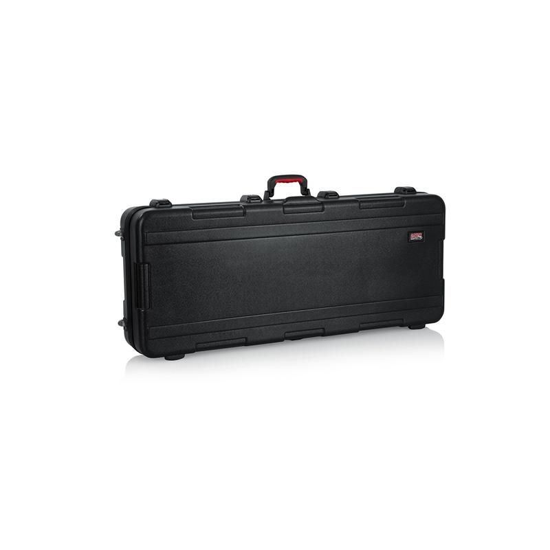 Gator Cases GTSA-KEY88SLXL TSA ATA Slim XL 88-note Keyboard Case w/ Wheels