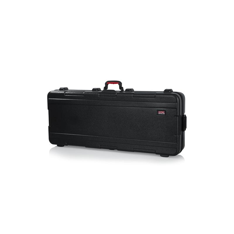 Gator Cases GTSA-KEY76 TSA ATA Molded 76-note Keyboard Case w/ Wheels