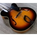 Guild A-150 Savoy Hollowbody Archtop Electric Guitar with Hardshell Case - Antique Sunburst (Open Box)