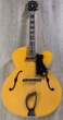 Guild A-150 Savoy Hollowbody Archtop Electric Guitar with Hardshell Case - Blonde (Open Box)