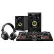 Hercules DJ DJLearning Kit w/ DJControl Inpulse 200, Speakers, and Headphones