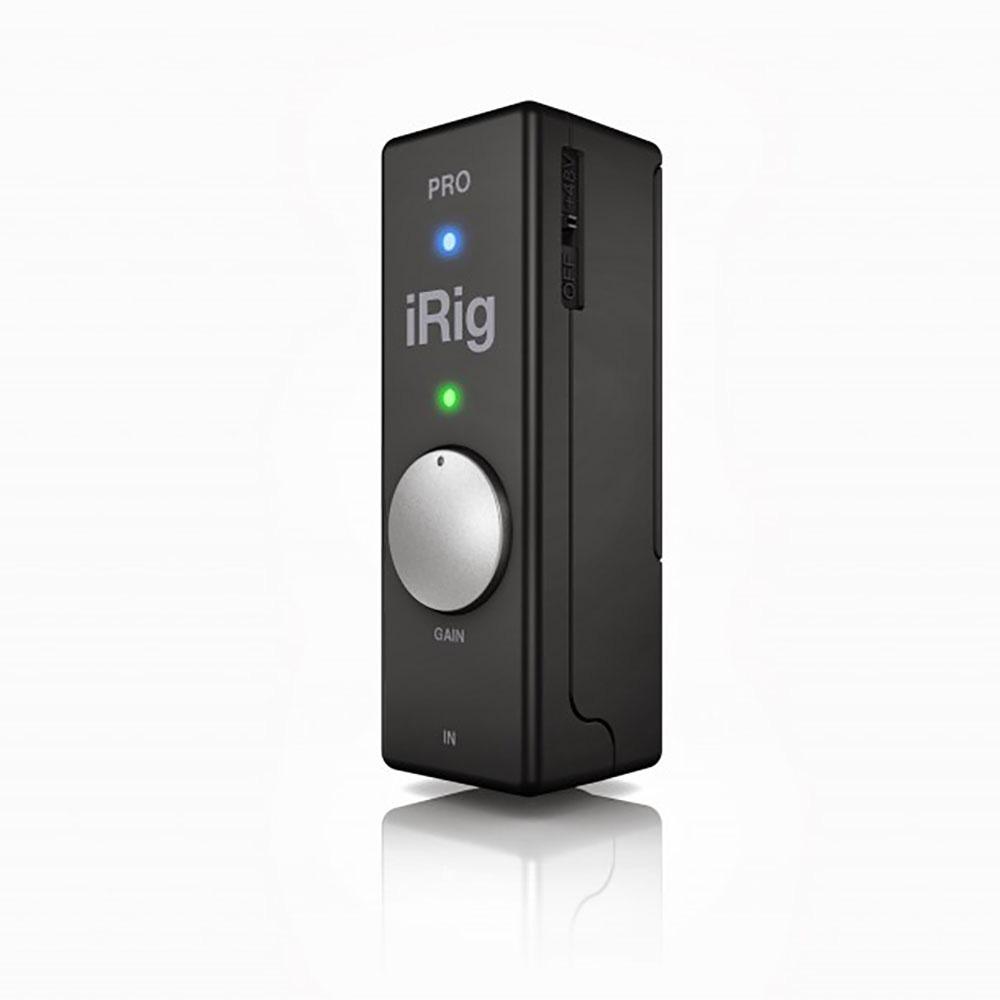 Ik Multimedia Irig Pro: Pitbull Audio: IK Multimedia IRig Pro