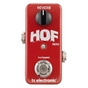 TC Electronic HOF Hall of Fame Reverb Mini Guitar Effects Pedal