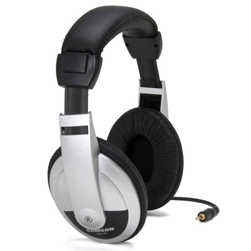 Samson HP10 Playback Monitoring Headphones