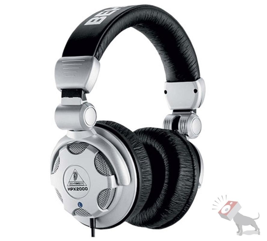 Behringer HPX2000 High-Definition DJ Studio Headphones