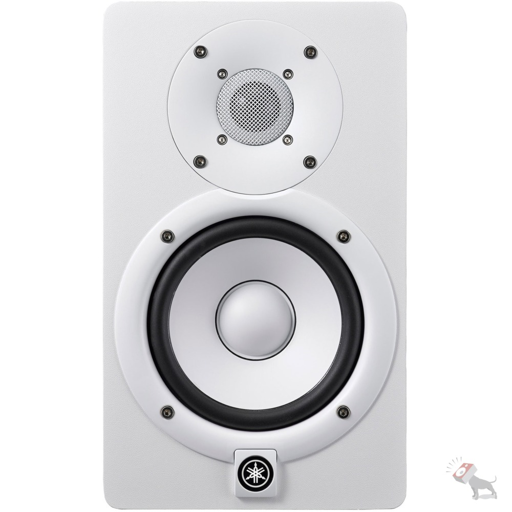 Yamaha hs5 powered 2 way bass reflex 5 ebay for Yamaha hs5 speaker stands