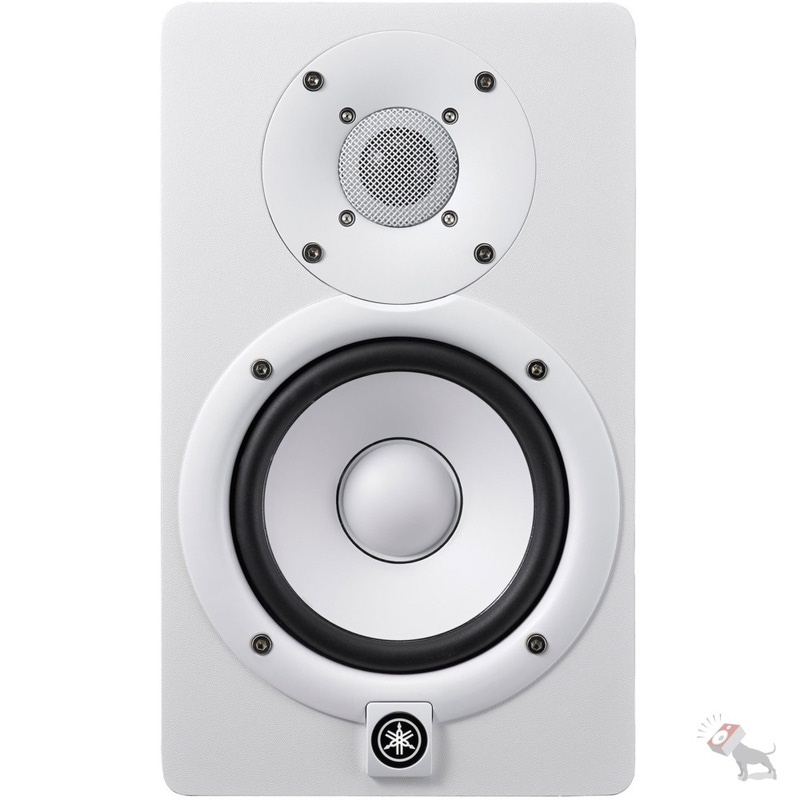 "Yamaha HS5 5"" Powered Studio Monitor White"