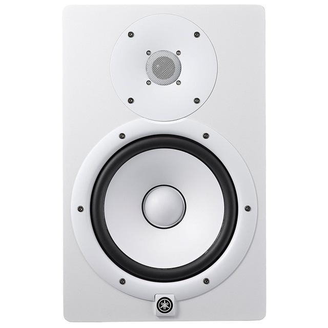 """Yamaha HS8 8"""" Powered Studio Monitor (White)"""