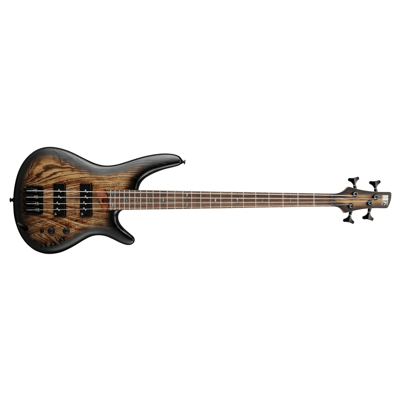 Ibanez SR600E SR Series Bass, Rosewood Fretboard, Antique Brown Stained Burst