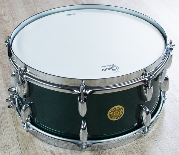 Gretsch GAS6514-SF Steve Ferrone Signature Snare Drum (6.5