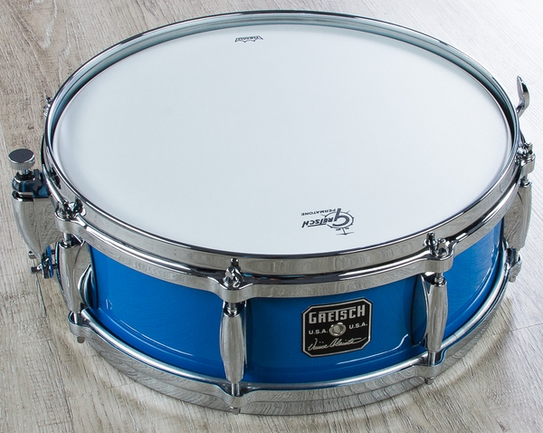 Gretsch USA GAS0514-VC Vinnie Colaiuta Signature Snare Drum (5.5
