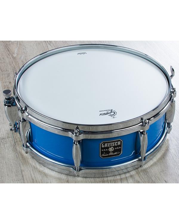Gretsch USA GAS0514-VC Vinnie Colaiuta Signature Snare Drum (5.5