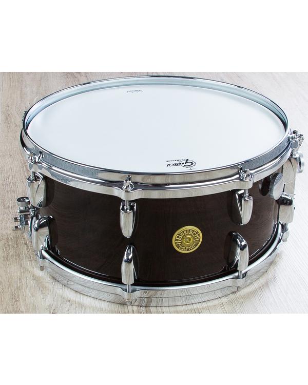 Gretsch USA G5-6514ERM Ebony Mahogany Snare Drum (6.5