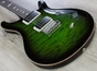 PRS Paul Reed Smith CE 24 Special Run Limited Edition Electric Guitar, Pattern Thin Neck, Quilt Maple Top, Gig Bag - Eriza Verde Smokeburst