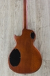 Zemaitis C22MF Casimere Metal Front Electric Guitar, Rosewood Fretboard, Gig Bag - Natural
