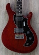 PRS Paul Reed Smith S2 Vela Electric Guitar, Rosewood Fretboard, Gig Bag - Vintage Cherry