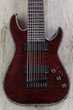 Schecter Hellraiser C-9 9-String Electric Guitar - Black Cherry