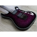 Schecter Hellraiser C-1 FR Electric Guitar, Floyd Rose - Trans Purple Burst