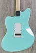 G&L USA Doheny Electric Guitar, Rosewood Fingerboard, Hard Case - Surf Green