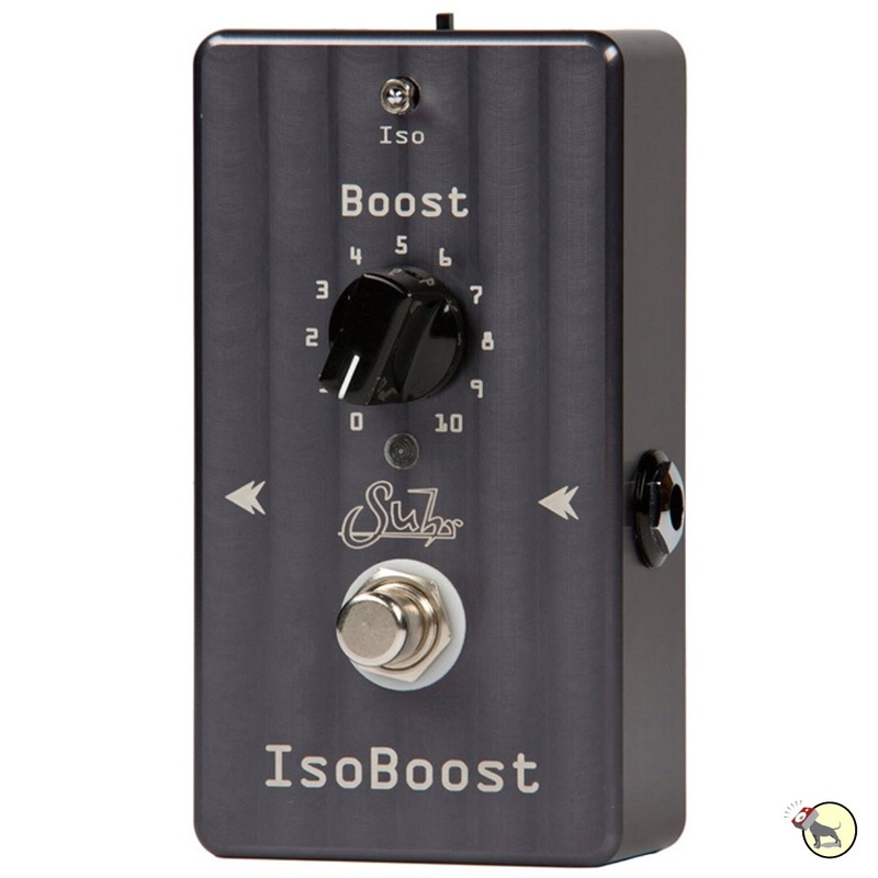 ISO Boost