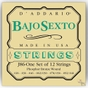 D'Addario J86 Bajo Sexto 12-String Guitar Strings